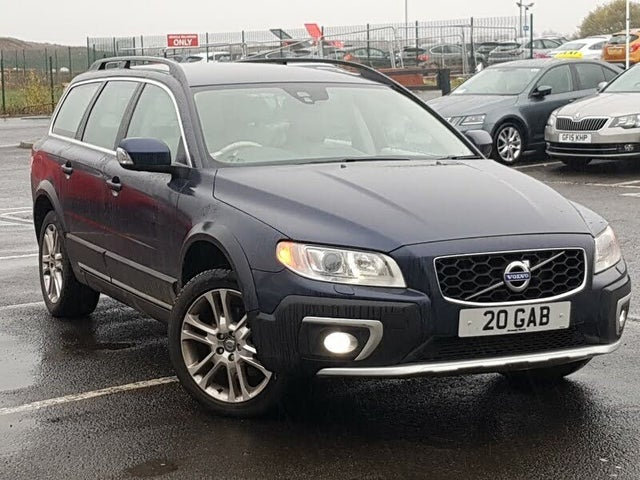 2013 Volvo XC70 2.4TD D5 SE Lux (215ps) Geartronic (63 reg)