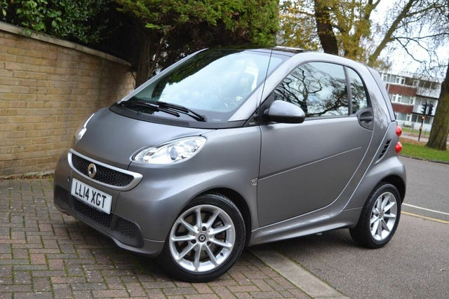 2014 Smart fortwo 1.0 Passion (71bhp) Coupe (14 reg)