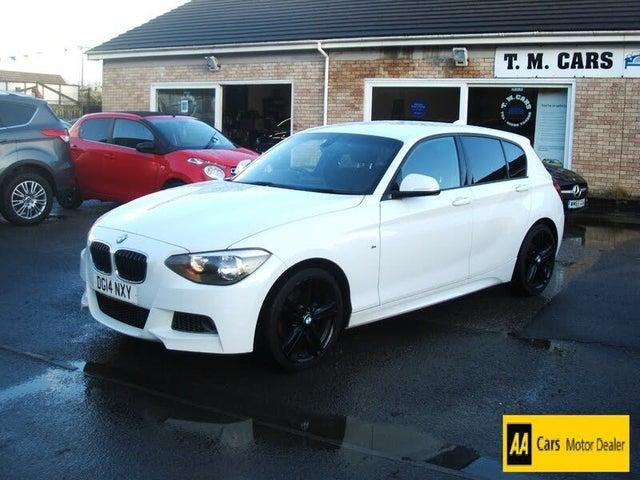 2014 BMW 1 Series 2.0TD 116d M Sport (s/s) Sports Hatch 5d (14 reg)