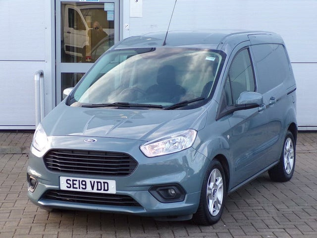 2020 ford transit courier for sale in perth - cargurus