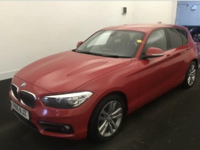 2016 BMW 1 Series 1.5 118i Sport 5d (16 reg)