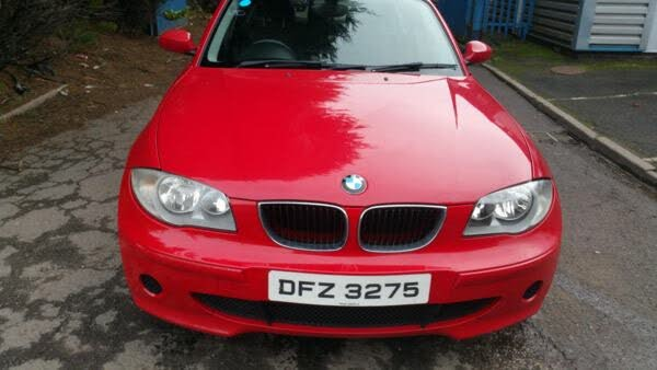 2006 BMW 1 Series 1.6 116i ES (Z3 reg)