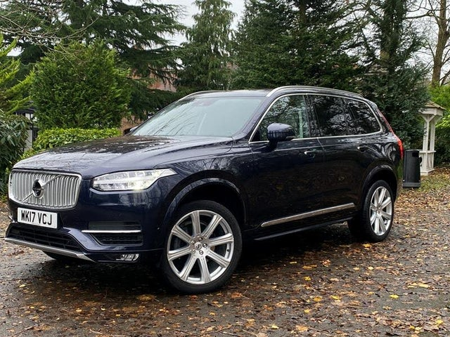 2017 Volvo XC90 2.0 T8 Inscription Pro Hybrid (17 reg)