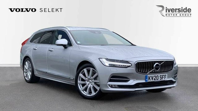 2020 Volvo V90 2.0TD D5 Inscription Plus (20 reg)