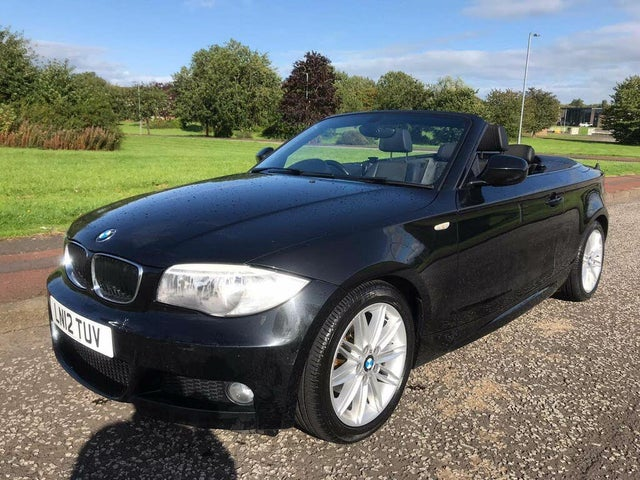 2012 BMW 1 Series 2.0 118i M Sport Convertible 2d (12 reg)