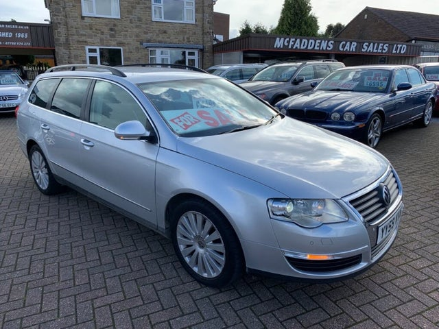 2010 Volkswagen Passat 2.0TD Bluemotion Estate 5d (59 reg)