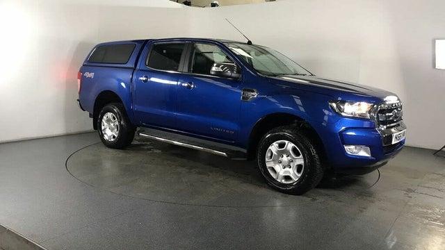 2016 Ford Ranger 3.2TD Limited (200PS)(EU6) 1 Pickup (66 reg)
