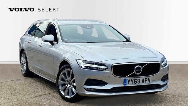 2019 Volvo V90 2.0 T4 Momentum Plus (69 reg)