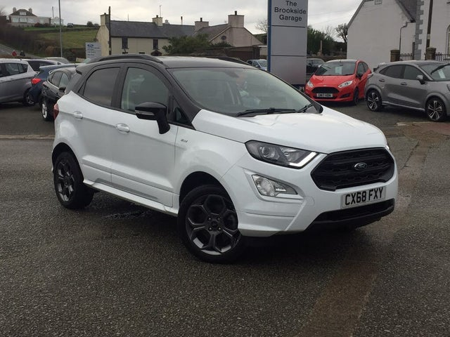 2019 Ford EcoSport 1.5 ST-Line (125ps) (s/s) (68 reg)