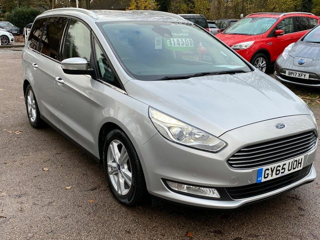 2015 Ford Galaxy 2.0TDCi Titanium (150ps) Powershift (65 reg)