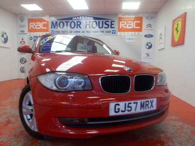 2007 BMW 1 Series 2.0 120i SE (Dynamic pk) Hatchback 5d auto (57 reg)