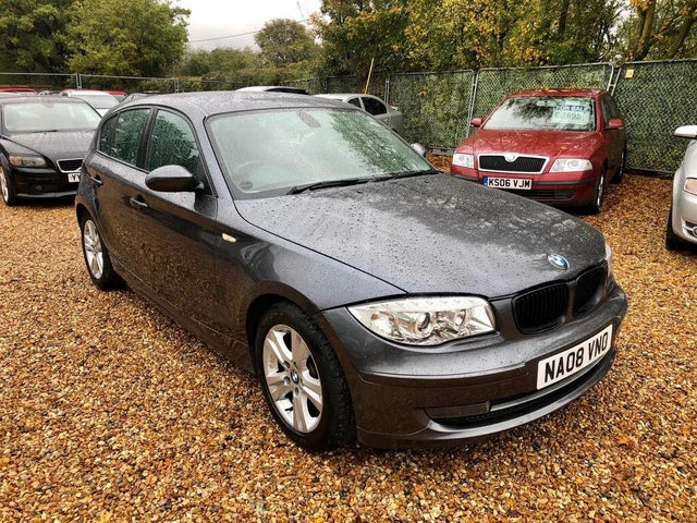 2008 BMW 1 Series 1.6 116i SE (Dynamic pk) 5d (08 reg)