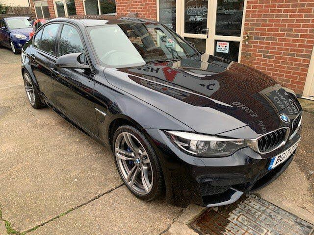 2017 BMW 3 Series 3.0 M3 M DCT (17 reg)