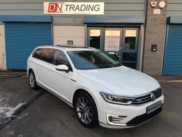 2017 Volkswagen Passat 1.4 TSI GTE Advance Estate 5d (17 reg)