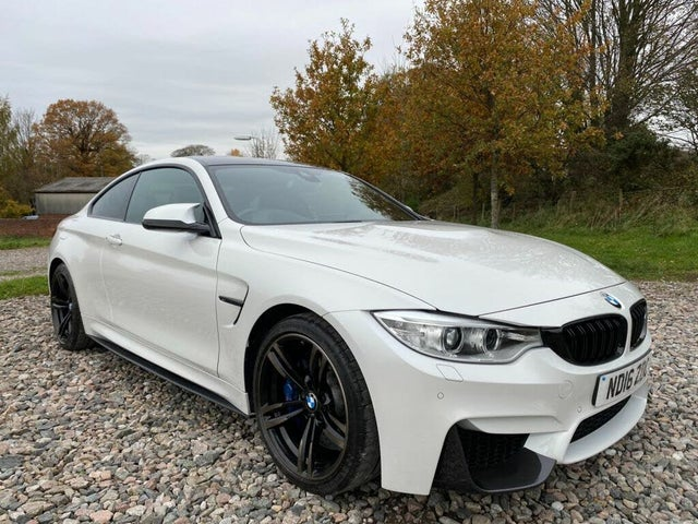 2016 BMW 4 Series 3.0 M4 (431bhp) (s/s) Coupe M DCT (16 reg)