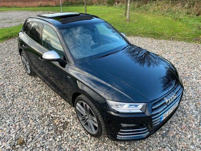 2017 Audi SQ5 3.0 TFSI quattro (67 reg)