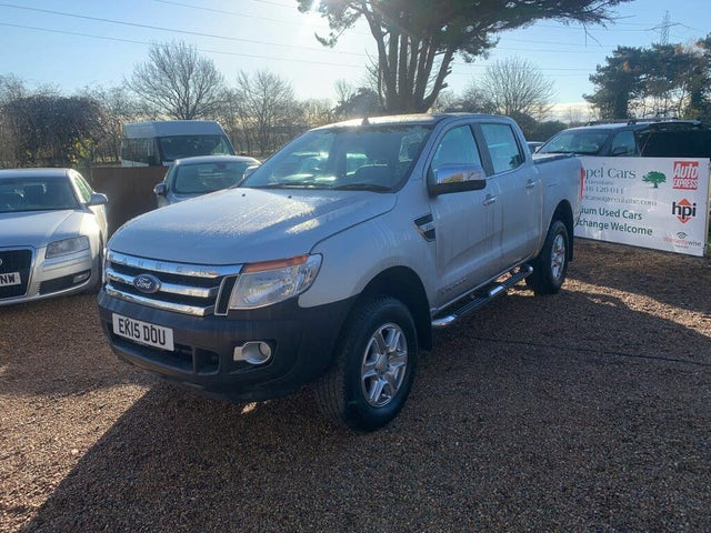 2015 Ford Ranger 2.2TD Double Cab Limited 2 (15 reg)
