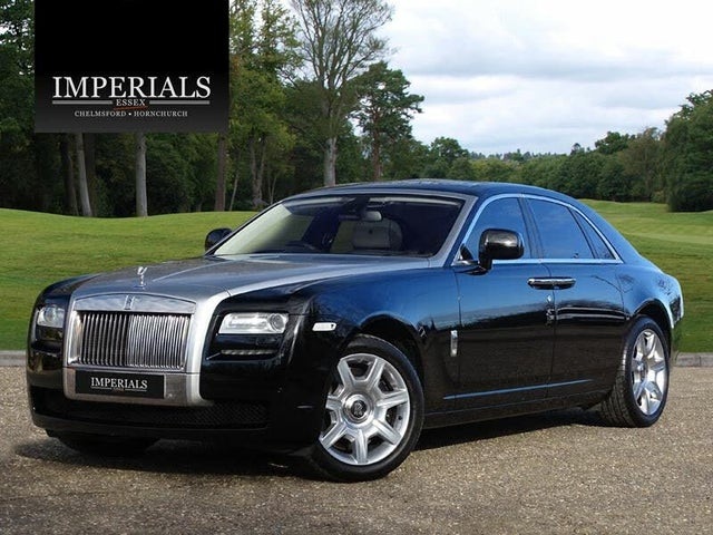 Used Rolls-Royce Ghost Black Badge for sale in Canterbury ...