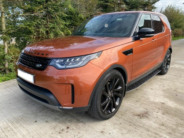 2017 Land Rover Discovery 3.0TD6 HSE Luxury (57 reg)