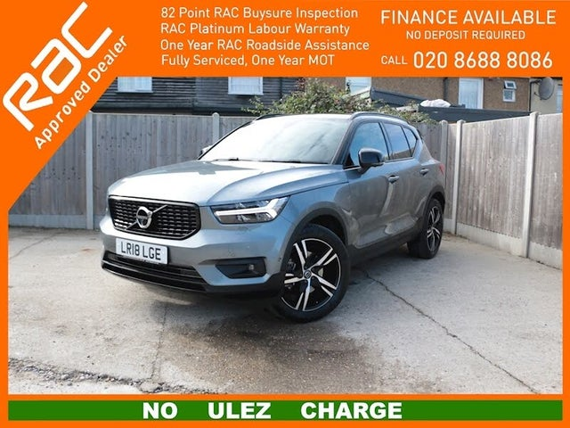 2018 Volvo XC40 2.0 T5 First Edition (18 reg)