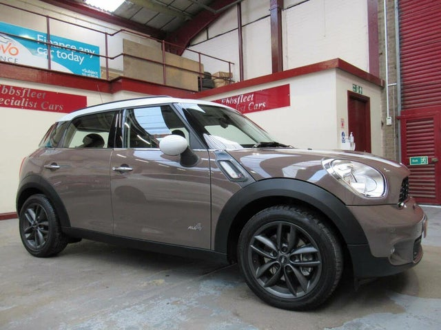 2010 MINI Countryman 1.6 Cooper S ALL4 (Chili) auto (60 reg)