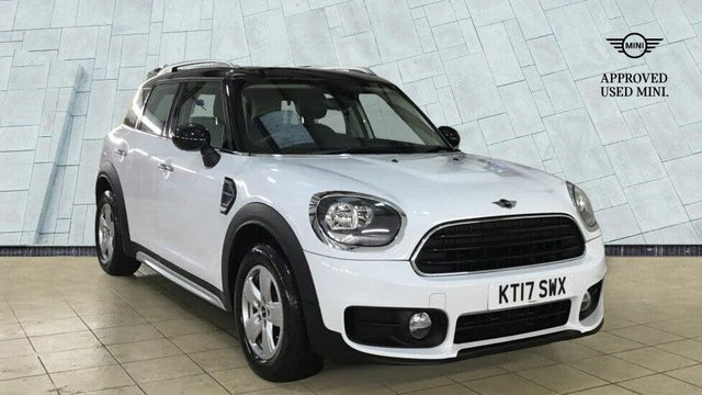 2017 MINI Countryman 1.5 Cooper (s/s) (17 reg)