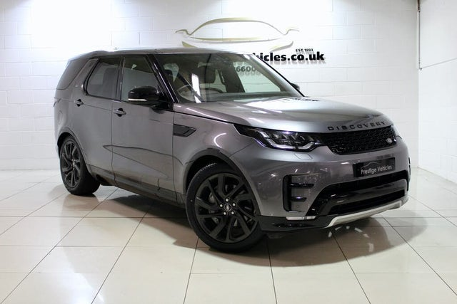 2019 Land Rover Discovery 3.0 Sd6 HSE (19 reg)
