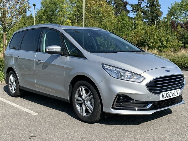 2020 Ford Galaxy 2.0 Titanium (Lux Pack) (190ps) Auto (20 reg)
