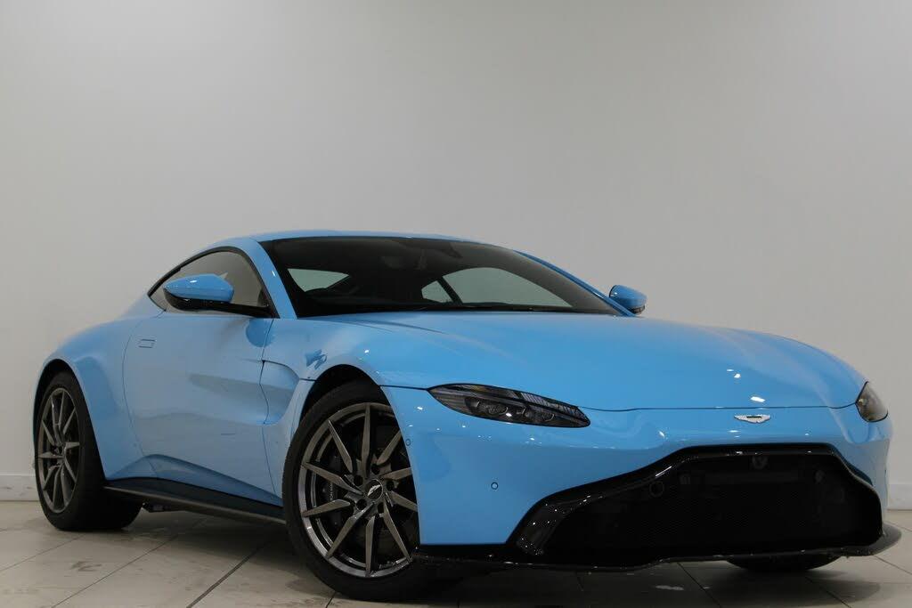 Used Aston Martin For Sale In Edinburgh Cargurus Co Uk