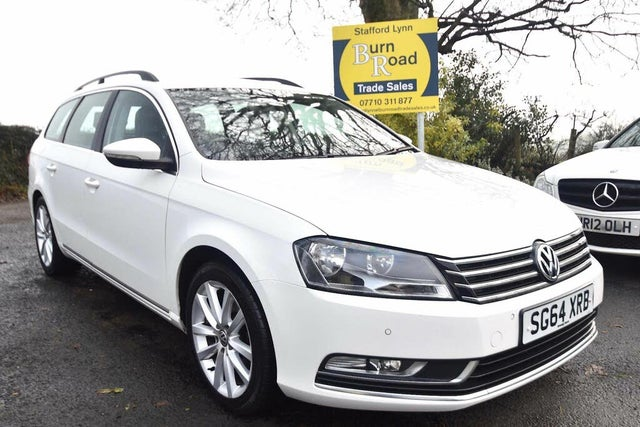2014 Volkswagen Passat 2.0TDI Executive (140ps) (s/s) Estate 5d (64 reg)
