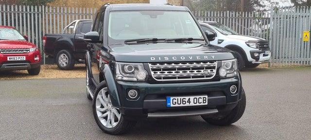 2014 Land Rover Discovery 4 3.0 SD V6 HSE (64 reg)