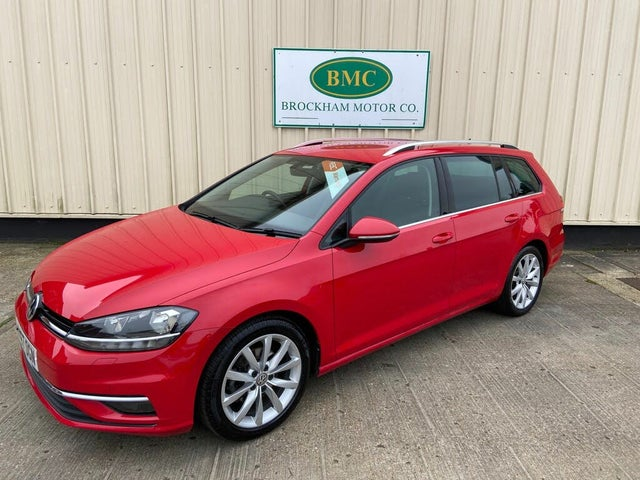 2017 Volkswagen Golf 2.0TDI GT (s/s) Estate 5d (67 reg)