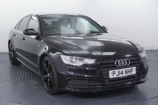 2014 Audi A6 Saloon 2.0TDI ultra Black Edition S Tronic (14 reg)