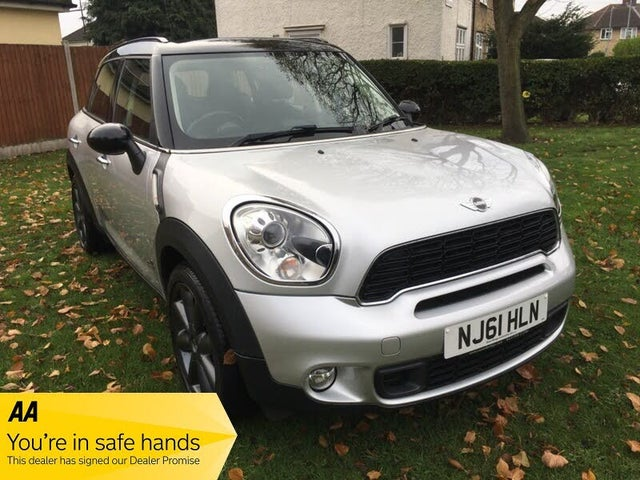 2011 MINI Countryman 1.6 Cooper S ALL4 auto (61 reg)