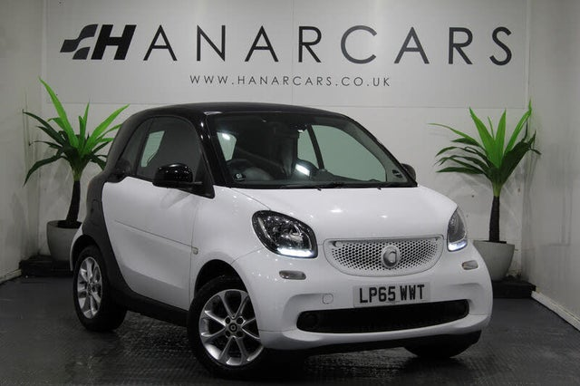 2016 Smart fortwo 1.0 Passion (70bhp) (s/s) Coupe (65 reg)