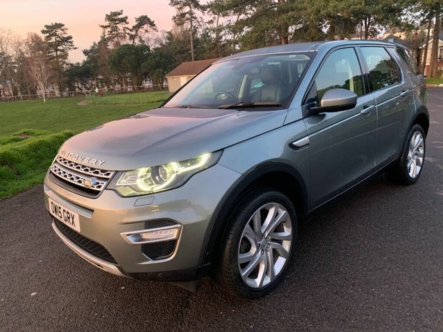 2015 Land Rover Discovery Sport 2.0Td4 HSE Luxury Auto (15 reg)