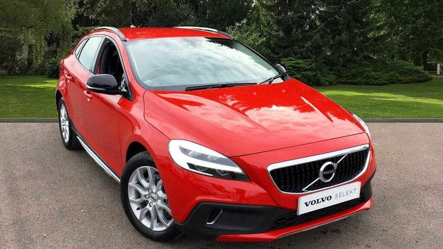 2016 Volvo V40 2.0TD Cross Country Pro D2 (120bhp) Geartronic (66 reg)