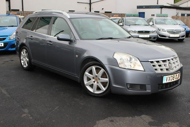 2008 Cadillac BLS 1.9TD Elegance (150ps) Estate 5d (08 reg)