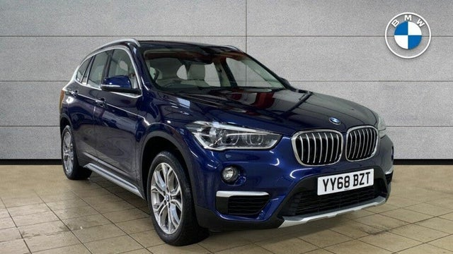 2018 BMW X1 2.0TD xDrive18d xLine (68 reg)