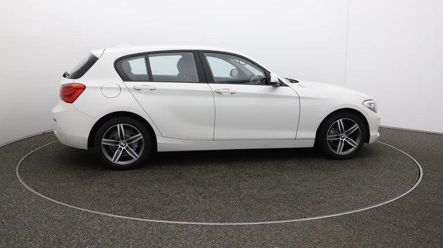 2016 BMW 1 Series 1.5TD 116d Sport 5d (66 reg)