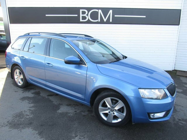 2016 Skoda Octavia 1.6TDI SE Technology Estate (66 reg)