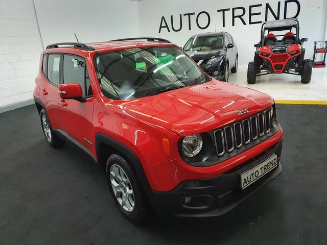 2018 Jeep Renegade 1.4 MultiAir II Longitude (18 reg)