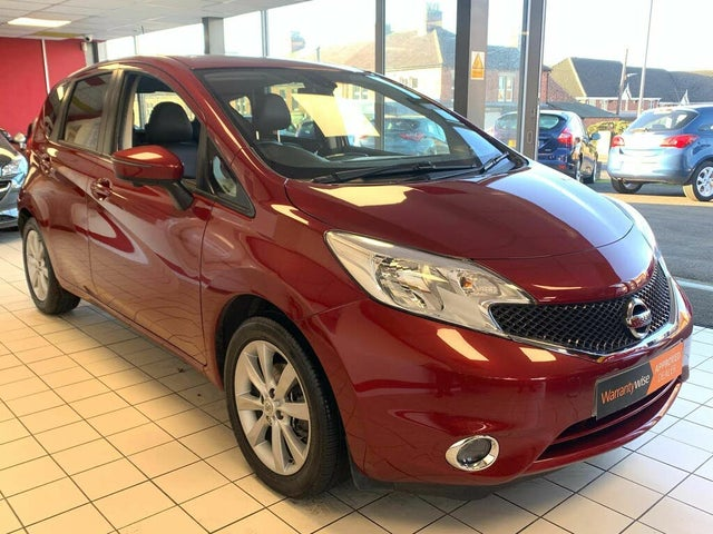 2015 Nissan Note 1.5dCi Tekna (Style Pack) (65 reg)
