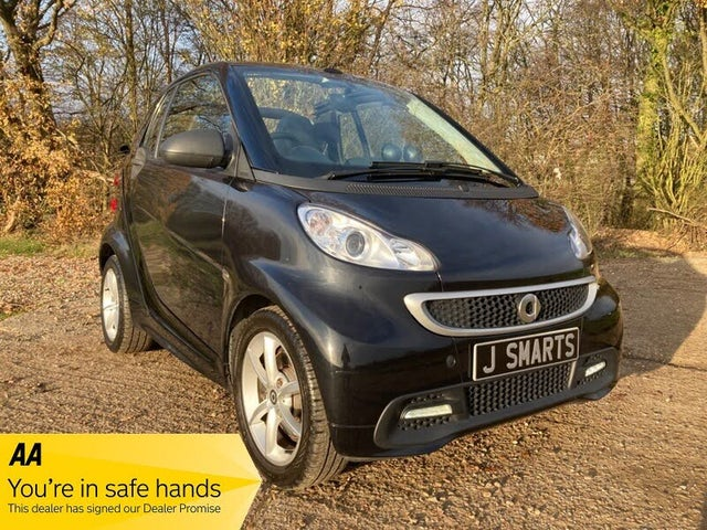 2014 Smart fortwo 1.0 Edition 21 Cabriolet (14 reg)