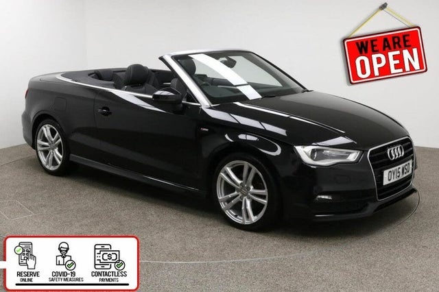 Used 2015 Audi A3 Cabriolet Sport for sale in Lancaster ...