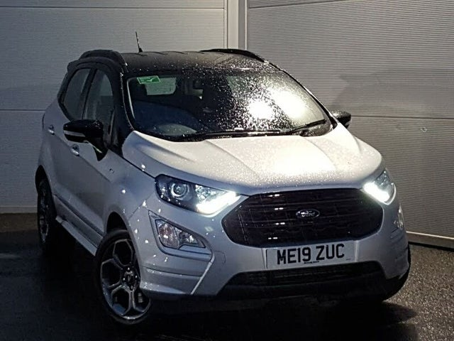 2019 Ford EcoSport 1.0T ST-Line (125ps) Auto (19 reg)