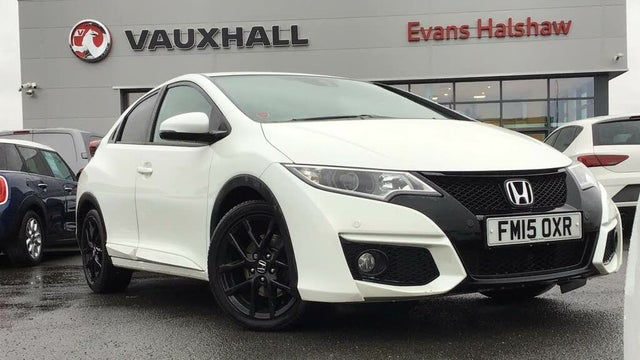 2015 Honda Civic 1.8 Sport (Honda Connect) DASP (15 reg)