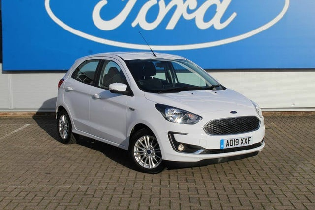 2019 Ford Ka+ 1.2 Ti-VCT Zetec (85ps) (19 reg)