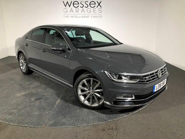 2018 Volkswagen Passat 1.8 TSI R-Line Saloon 4d DSG (18 reg)
