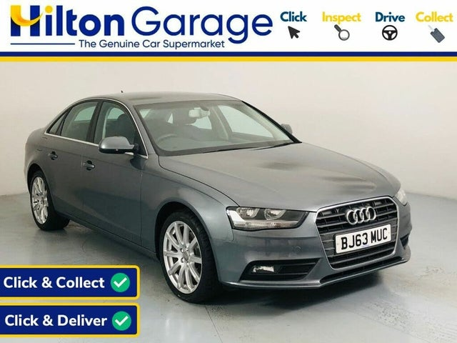 2013 Audi A4 2.0TD SE Technik (177ps) Multitronic (63 reg)